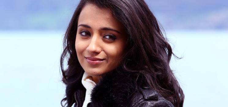 Trisha maintains silence about her role in Ponniyin Selvan - check out her latest reply!