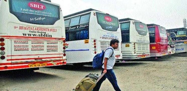 Omni Bus Price Hike in TamilNadu