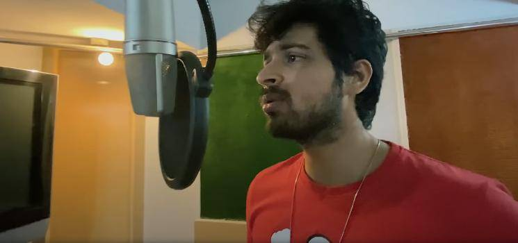 The blockbuster 'Kannamma' song reprise version sung by Harish Kalyan - watch video here