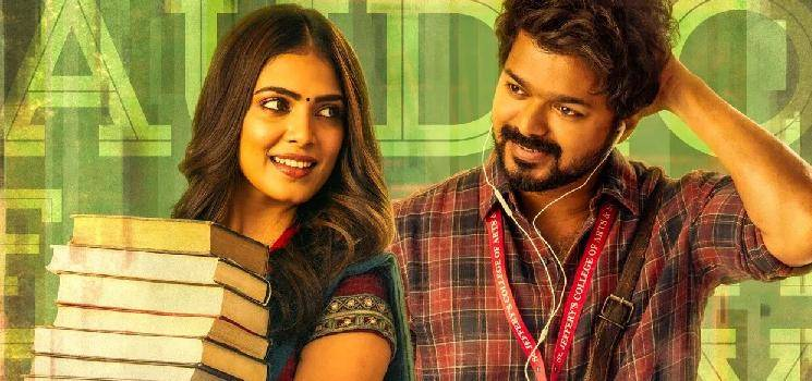 Malavika Mohanan shares her experience working with VIjay in Master