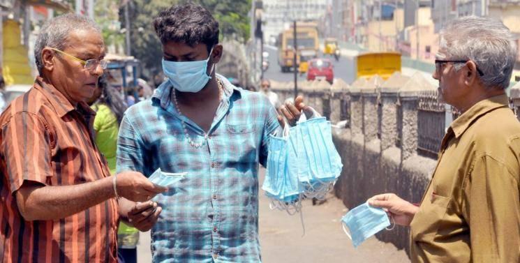 Coronavirus lockdown: Chennai Corporation to distribute 50 lakh free masks to slum dwellers