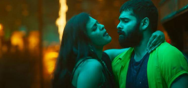 Ram Pothineni's Red - Dinchak Video Song Promo Teaser