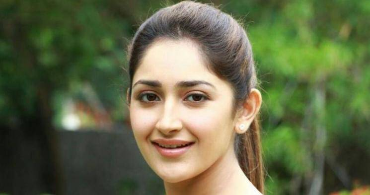 Sayyeshaa Classical Dance Video Goes Viral