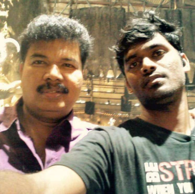 Director Shankar's condolence message on the death of his AD and director Arun Prasath