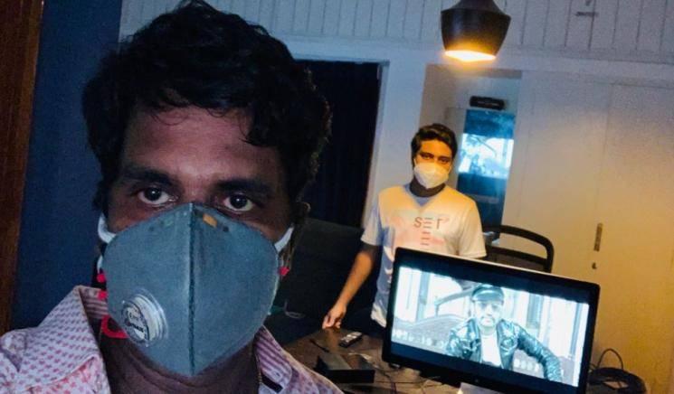 Santhanams Biskoth Movie Final Trimming Update