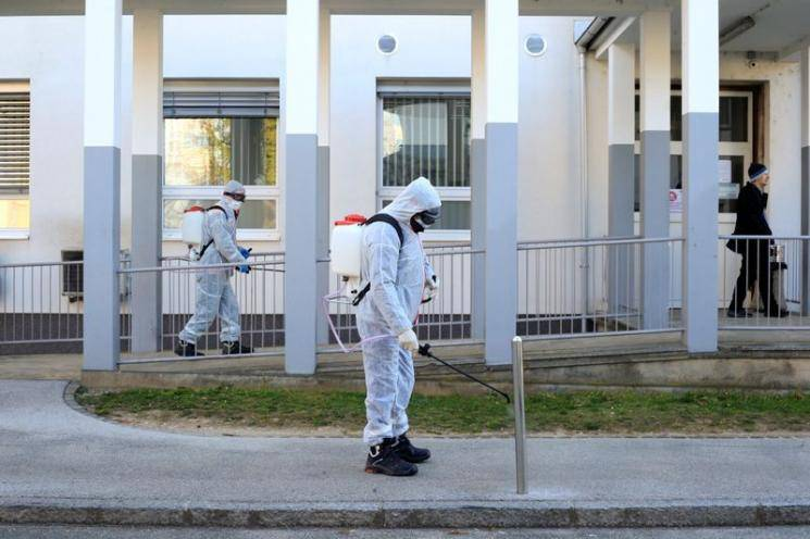 Slovenia becomes first European nation to declare end to coronavirus epidemic