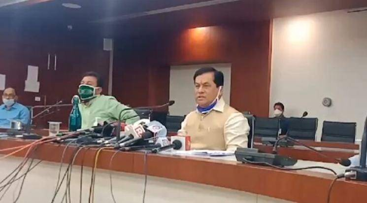 Coronavirus | Assam CM proposes lockdown extension to Centre for two more weeks