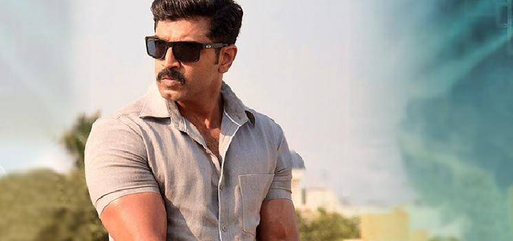 Arun Vijay gets injured during workout - check out the viral video here!