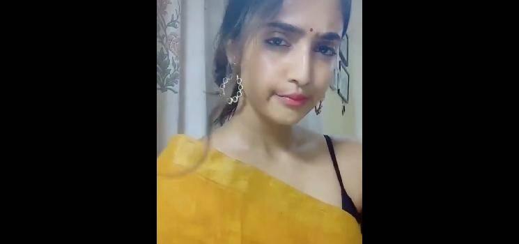 Reba Monica John's latest TikTok video of Bigil romantic scene   Nayanthara