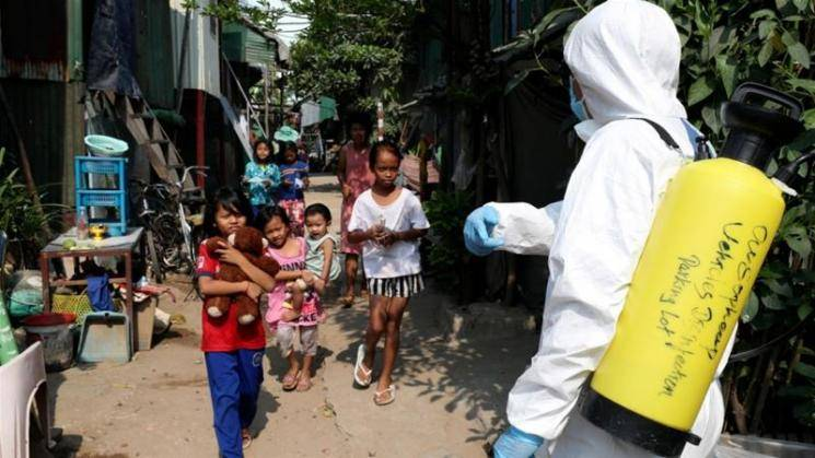 All coronavirus patients recovered in Cambodia; no new cases for a month