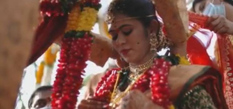 Nikhil Siddhartha shares his lockdown wedding video on Instagram | Pallavi Varma