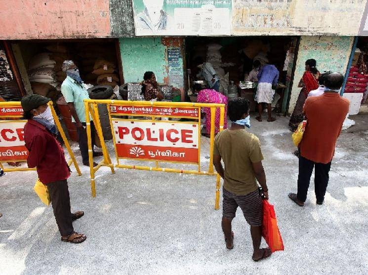 2 ration shop employees test positive for COVID-19 in Nagapattinam!