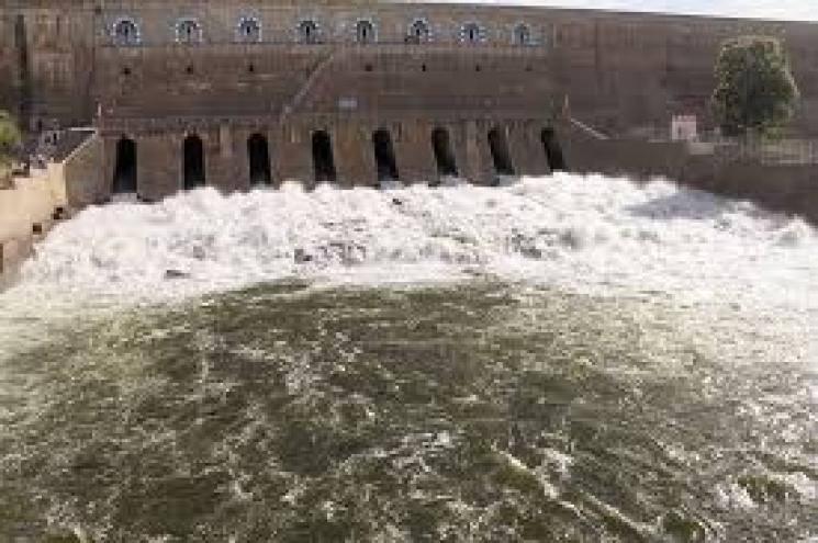 Mettur Dam open on June 12