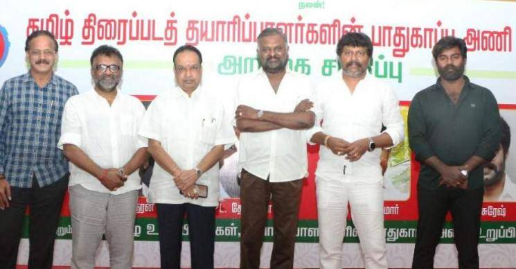 Tamil Film Producers Request TN Government