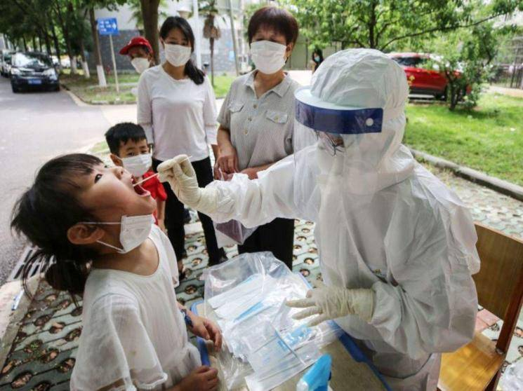 China to share coronavirus vaccine once it is ready for global public good