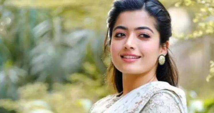 Rashmika About First Movie Experience In Theatre