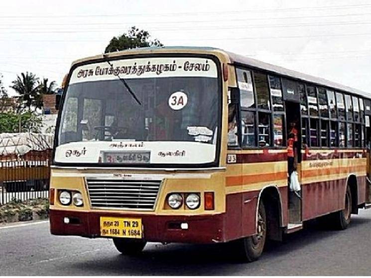 Bus services resume in 25 districts of Tamil Nadu!