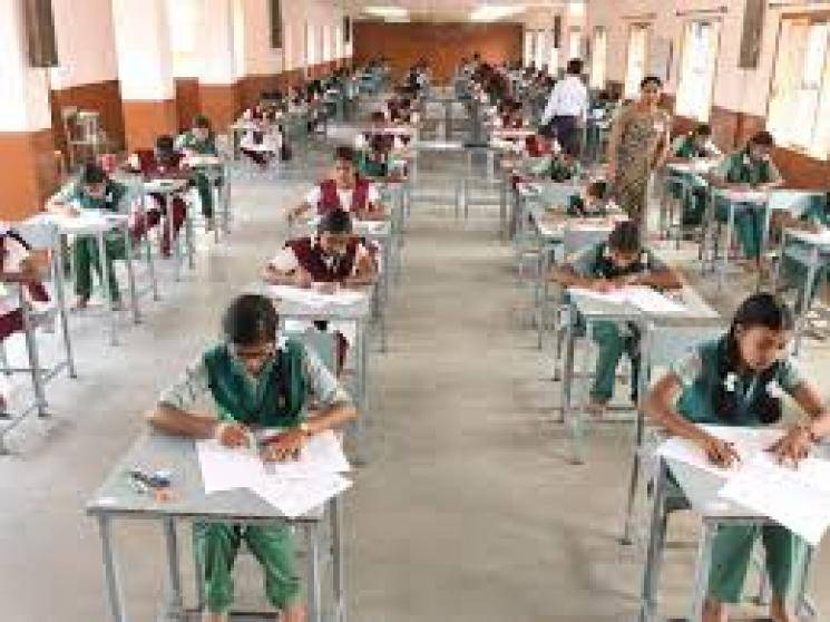 SSLC Public Exam i TamilNadu - Sengottaiyan