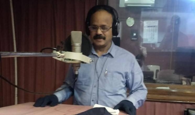Sibirajs Kabadadaari Movie Dubbing Update