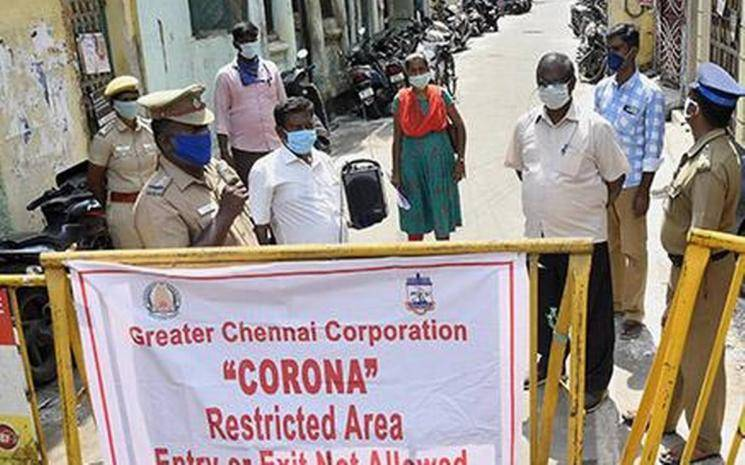 Coronavirus thermal scanning across every household in Chennai from May 20