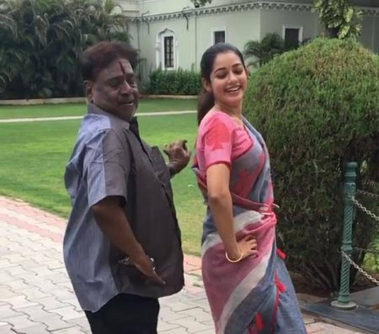 Chaya Singh Recreates Manmadha Rasa Song