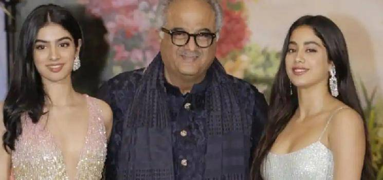 Boney Kapoor's domestic help tested positive for Corona - official statement from Valimai producer!