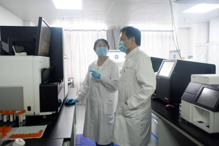 China believes coronavirus pandemic can be stopped using new drug instead of a vaccine