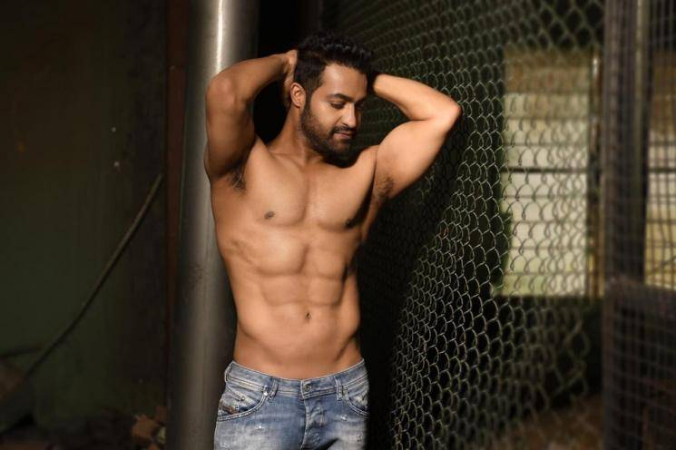 Veteran director wants to become gay after seeing Jr NTR's bare body!