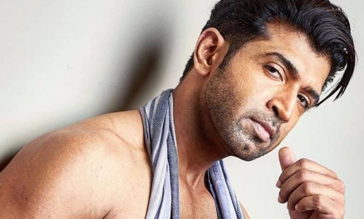Arun Vijay Shares His Gym Workout Video