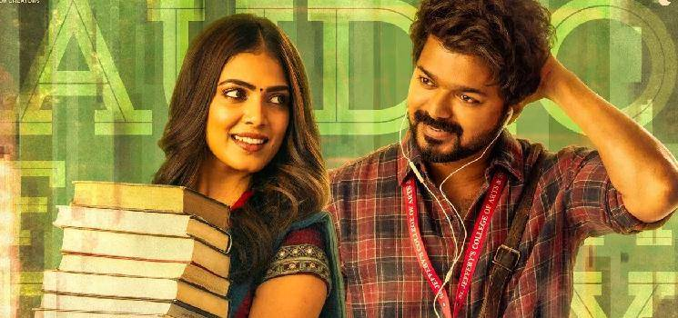 Malavika Mohanan reveals her favourite song from Vijay's Master - check out!