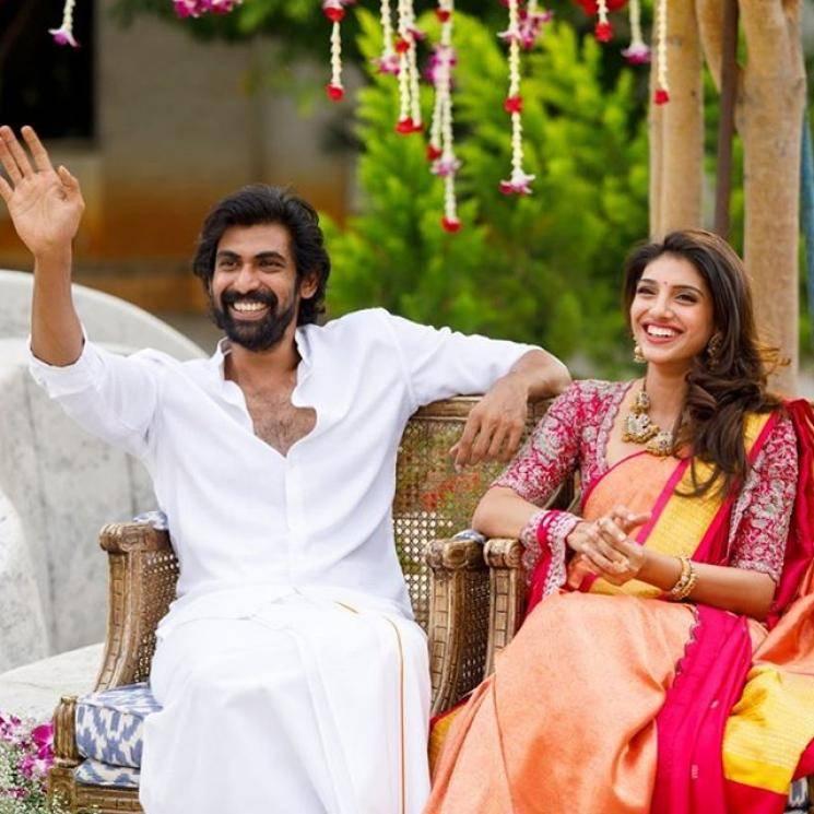 Nani's hilarious reply to Rana's Roka ceremony message