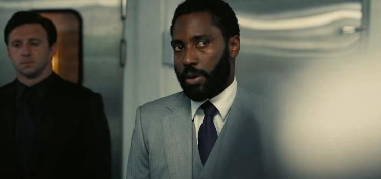 Christopher Nolan's Tenet New Trailer   David Washington