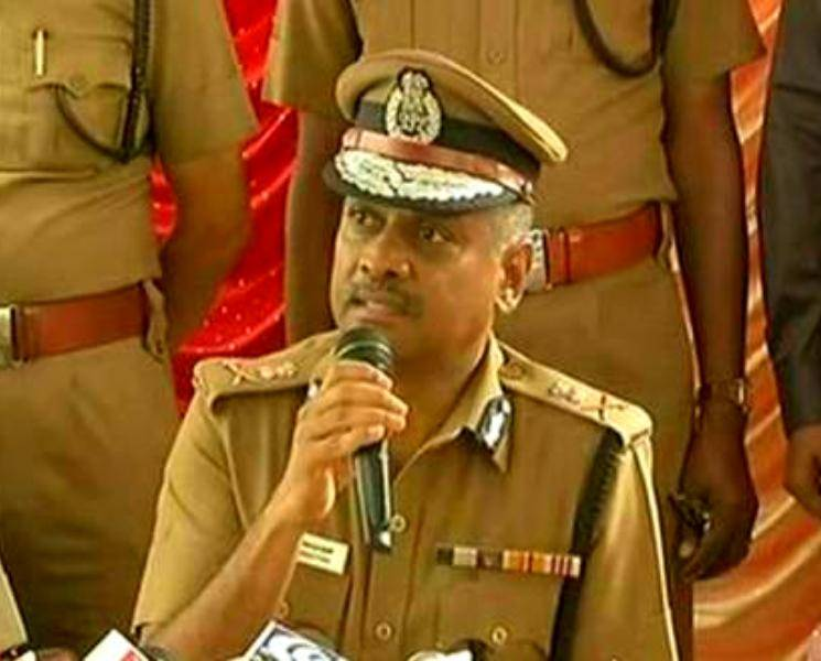 Rs 500 fine for non masks in Chennai