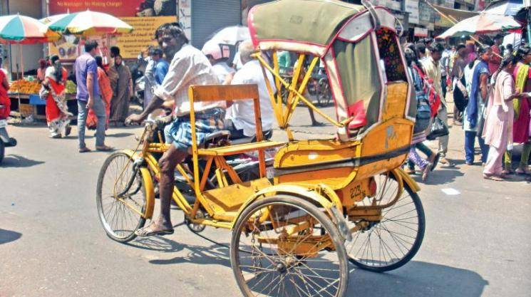 Coronavirus lockdown | Autos and cycle rickshaws allowed to ply in Tamil Nadu from May 23