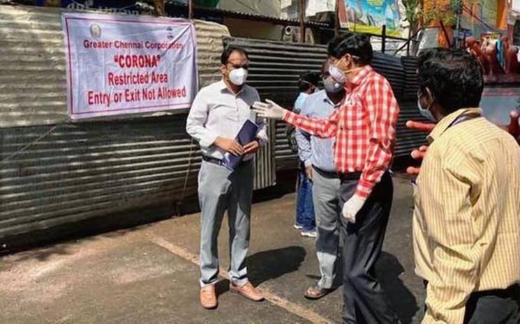 Coronavirus lockdown | Number of containment zones in Chennai sees big decrease