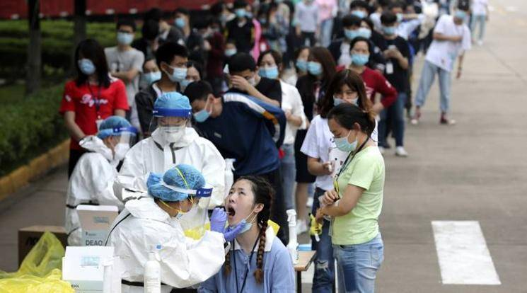 No new coronavirus cases in China for the first time -