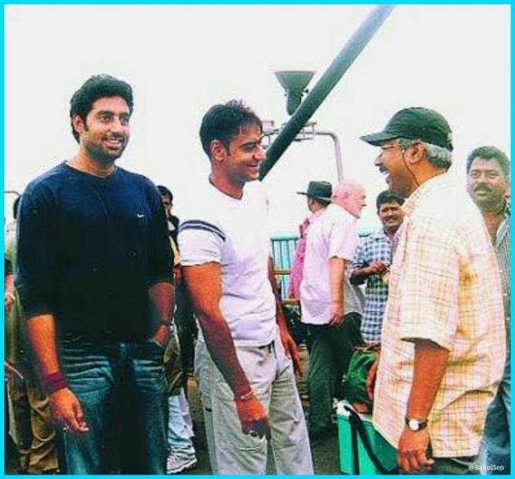 ''Heartbreaking to see the visuals'' - Mani Ratnam's shooting spot destructed