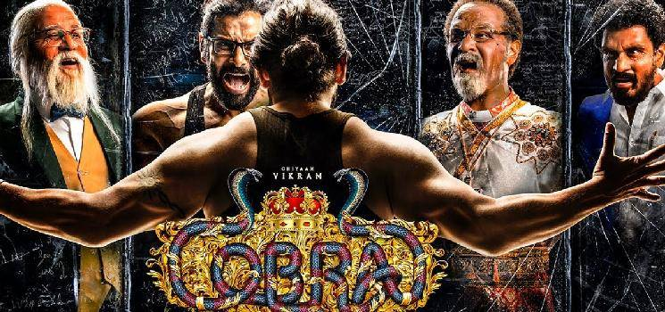 Ajay Gnanamuthu clarifies on Cobra's theatrical release plans | Master