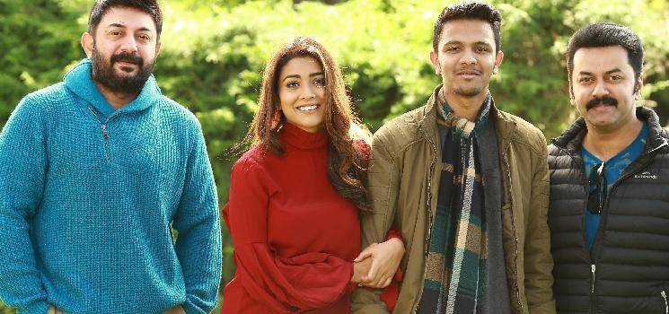 Karthick Naren comments on Naragasooran's release with Tenet reference - check out