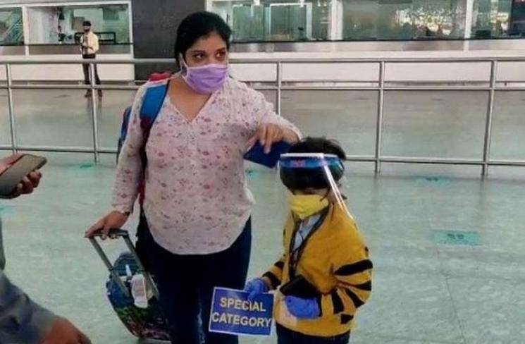 Five-year-old boy flies alone from Delhi to Bengaluru to reunite with mother after 3 months