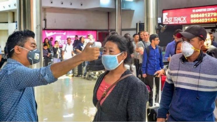Nagaland loses corona-free status after the return of three Chennai migrant workers