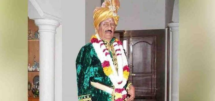 Sivakarthikeyan's heartfelt condolence message on Singampatti Raja's death!