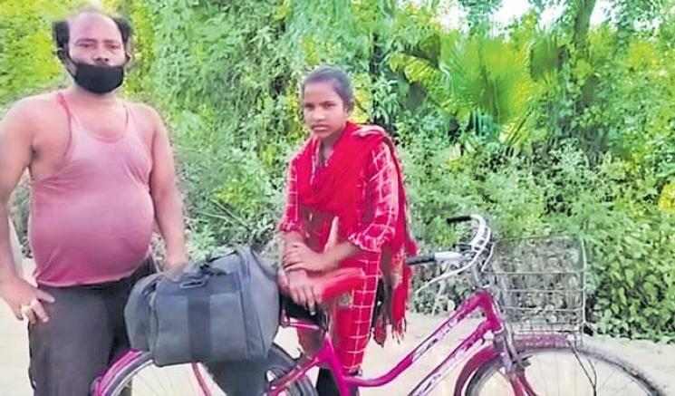 Indian Bank to sponsor Bihar girl Jyoti Kumari's education after pedaling her father for 1300kms