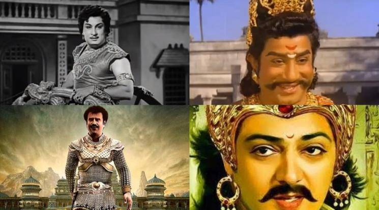 Galatta Special Article King Role In Tamil Cinema