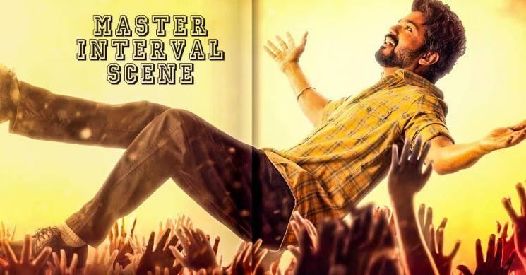 Galatta Breaking: Master interval block scene | Rathna Kumar special interview