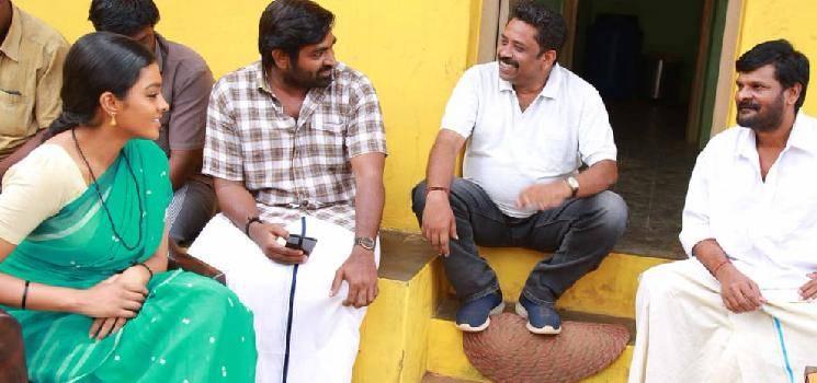 Seenu Ramasamy shares latest update on Vijay Sethupathi's Maamanithan   Yuvan