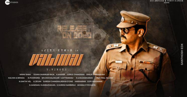 ''Valimai shooting will not begin anytime soon'' - Breaking statement