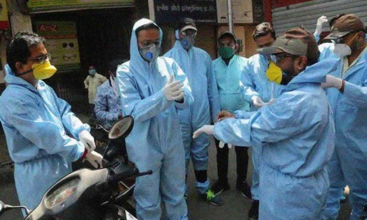 Coronavirus crisis   More than 38,000 doctors come on board as volunteers