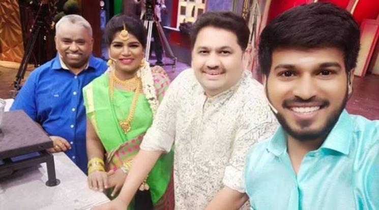 Vijay Tv Nishas Daughter Reacts For Ajith Song