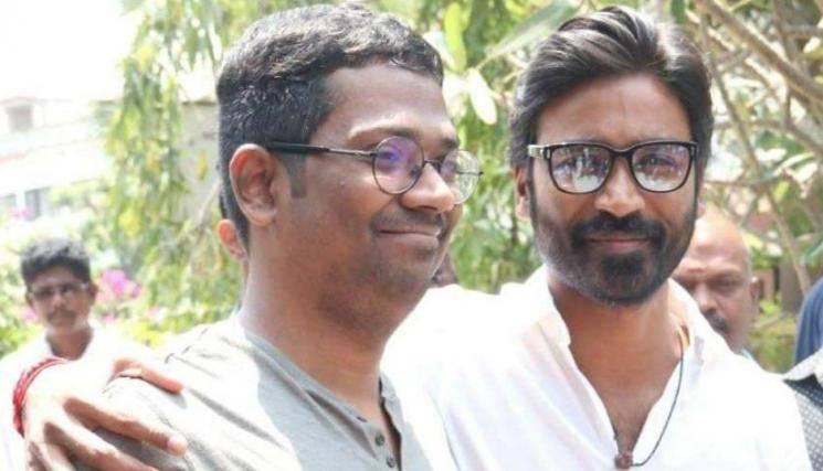Dhanush Praises Sean Roldans Mehandi Circus OST